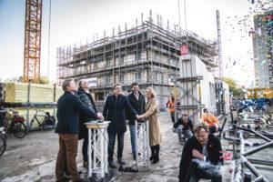 Curlew stapt in sociale huur Groningen