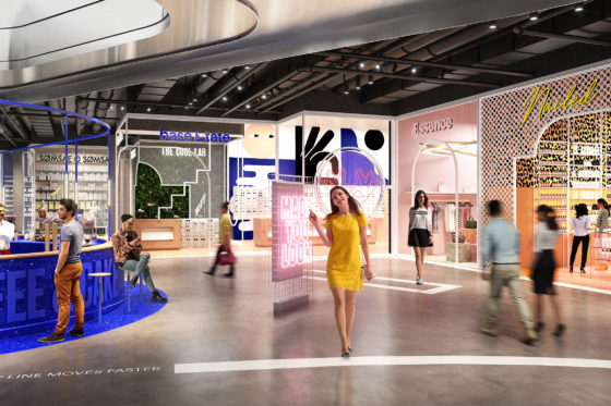 '9 Straatjes' komt naar Mall of the Netherlands