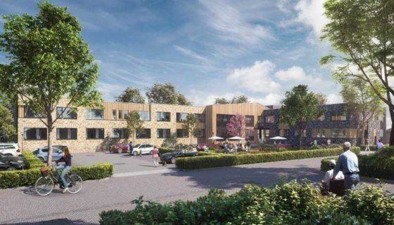 Wat betaalde Bouwinvest voor circulair woonzorggebouw Harderwijk?