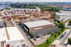 Kwint Offshore huurt bedrijfscomplex in Dordrecht