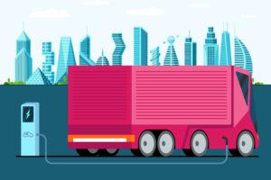 Zero emissie stadslogistiek: 'de dag die je wist dat zou komen'