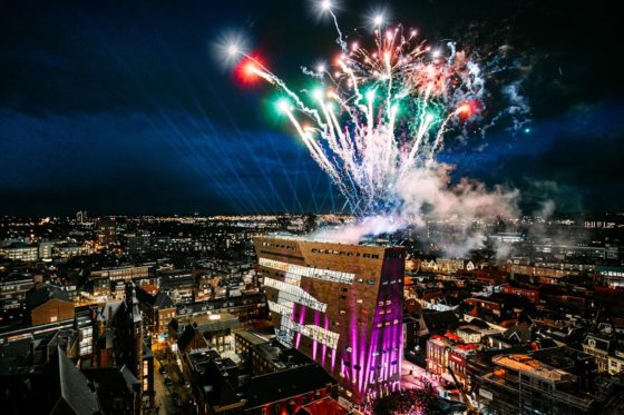 Ruim 21.000 bezoekers Forum Groningen