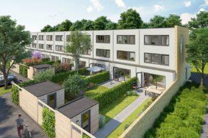 Vesteda verwerft 153 nieuwbouwwoningen